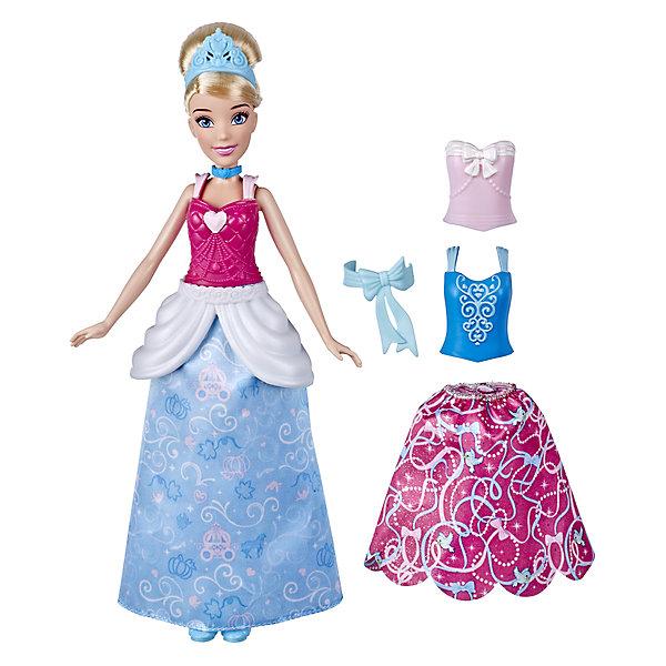 Hasbro Кукла Disney Princess Золушка с двумя нарядами hasbro disney princess e4020 e4158 кукла золушка