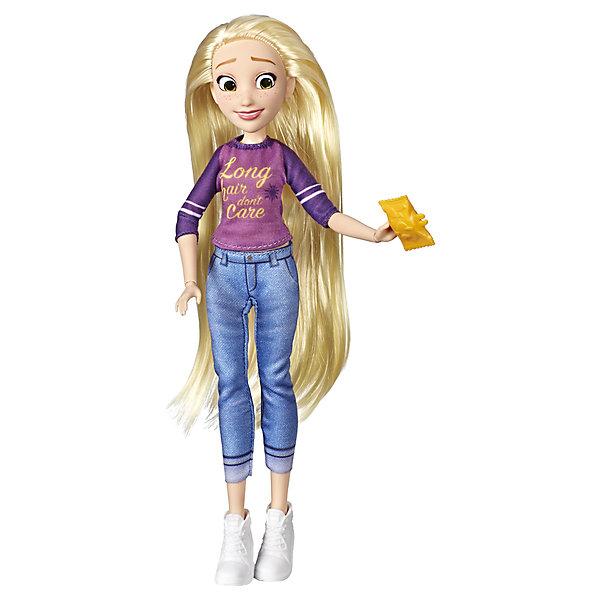 Hasbro Кукла Disney Princess Comfy Squad Рапунцель игрушка hasbro кукла princess disney модная ариэль e83975x0