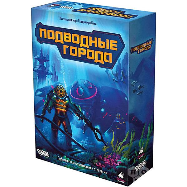 Купить Настольная игра Hobby World Подводные города, Россия, Унисекс