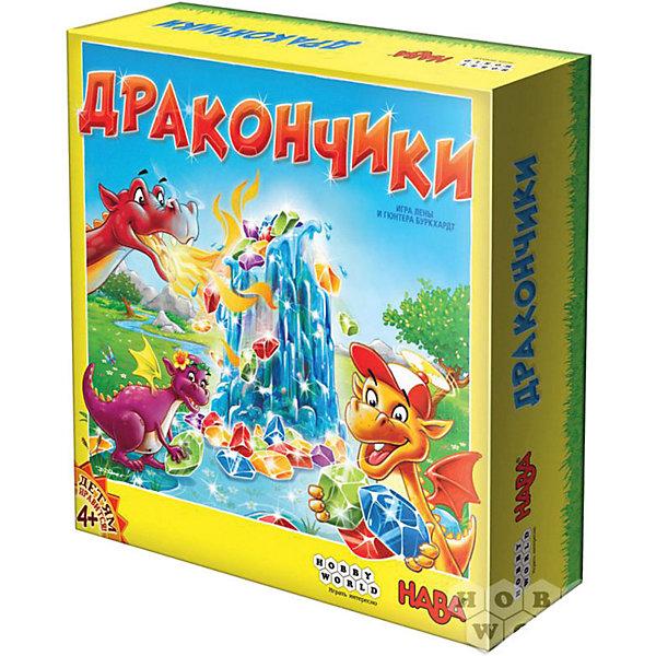 Купить Настольная игра Hobby World Дракончики, Россия, Унисекс