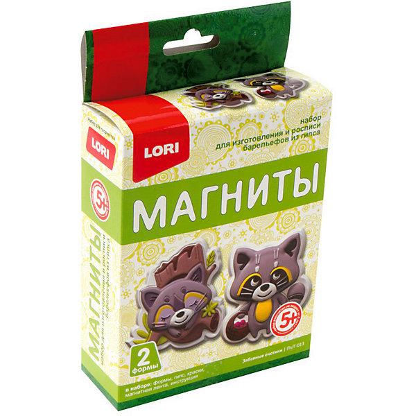 Купить Магниты из гипса Lori Забавные енотики, Россия, Унисекс