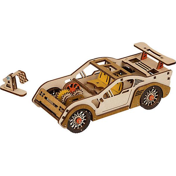 3D пазл  Rezark Виртуальный спорткар, 69 элементов