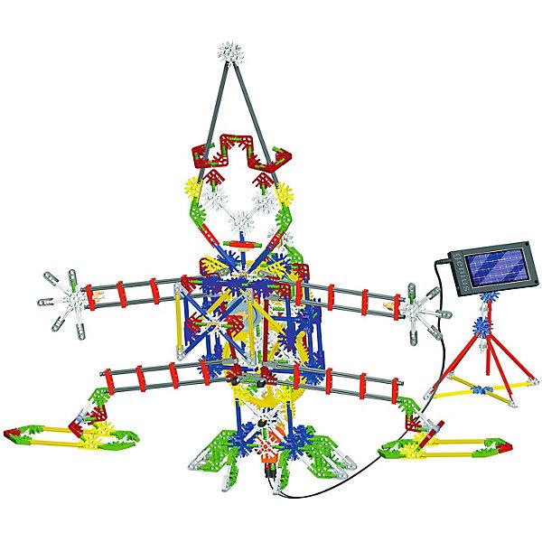 Купить Конструктор Genius Веселый клоун, на солнечных батареях, 560 деталей, -, Китай, Унисекс