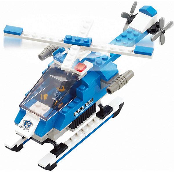 Sluban Конструктор Sluban Полиция: спасательный вертолет, 133 детали