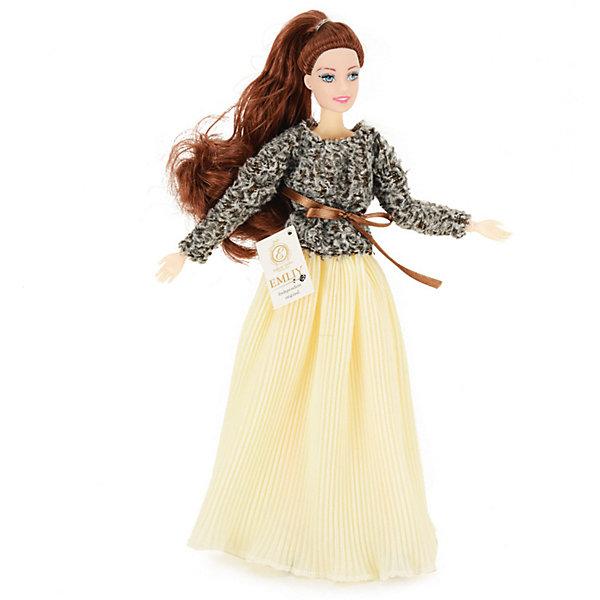 Купить Шарнирная кукла Qian Jia Toys Осенняя романтика: прогулка с щеночком, 28 см, Китай, Женский