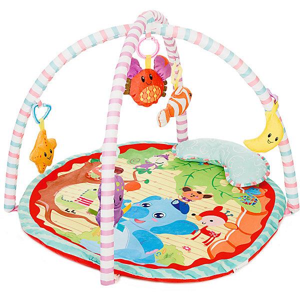 Baby Hit Развивающий коврик Baby Hit Play Yard 1 Джунгли