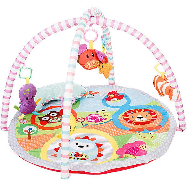 Baby Hit Развивающий коврик Baby Hit Play Yard 1 Лес
