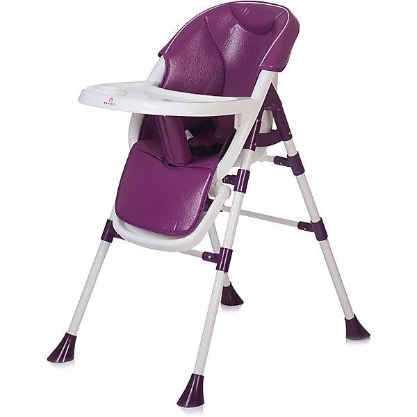 Стульчик для кормления Baby Hit Pancake, фиолетовый Стульчик для кормления Baby Hit Pancake, фиолетового цвета