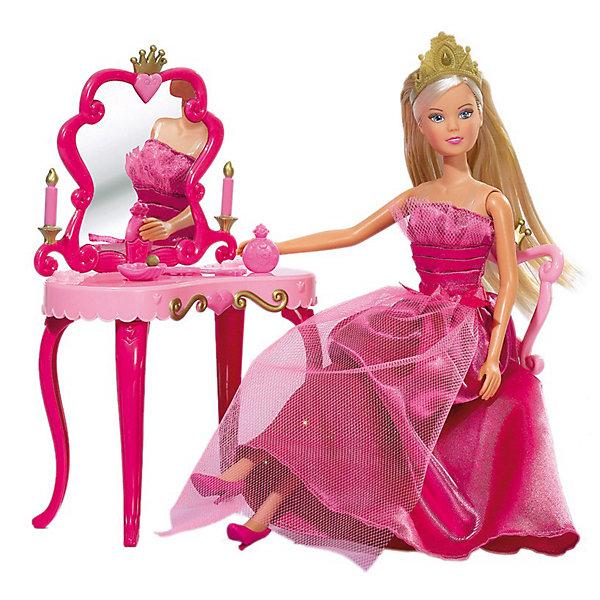 Simba Кукла Штеффи-принцесса + столик, Simba simba кукла штеффи магическая принцесса 29 см