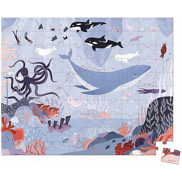 Купить Пазл Janod Северный Ледовитый океан, 100 элементов, Китай, Унисекс