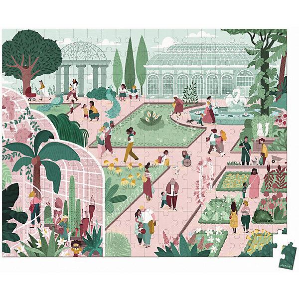 Купить Пазл Janod Ботанический сад, 200 элементов, Китай, Унисекс
