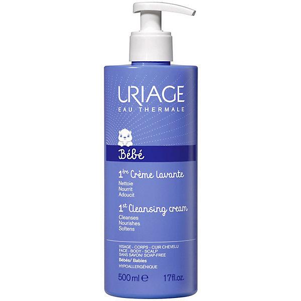Купить Крем для кожи Uriage Bebe, 500 мл, Франция, Унисекс