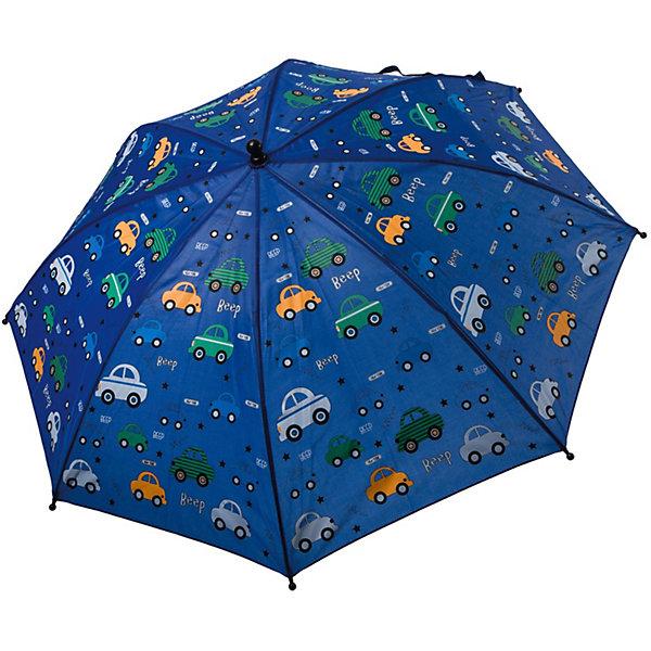 "Зонт Bondibon Машинки, 19"" Зонт Bondibon Машинки, 19"" разноцветного цвета"