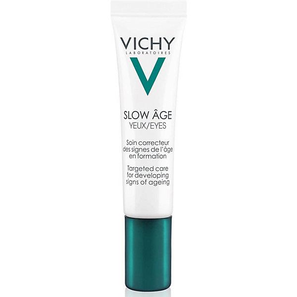 Vichy Уход для глаз Vichy Slow Age, 15 мл vichy акции в аптеках 2017