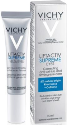 Vichy Крем против морщин для контура глаз Vichy Liftactiv Supreme, 15 мл недорого