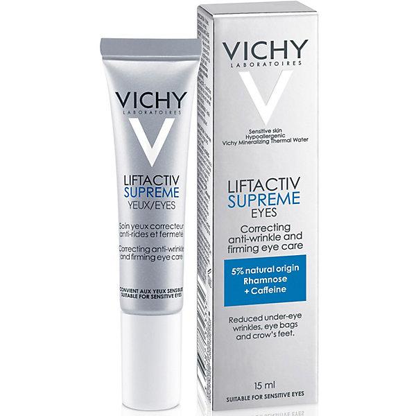 Vichy Крем против морщин для контура глаз Vichy Liftactiv Supreme, 15 мл