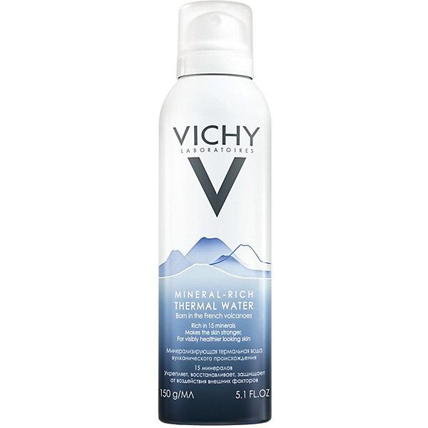 Vichy Термальная Mineralизирующая вода Vichy СПА,150 мл vichy акции в аптеках 2017