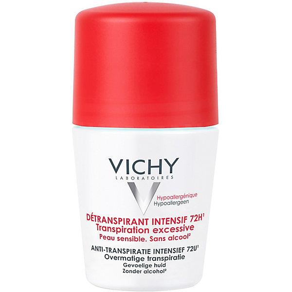 Vichy Дезодорант-шарик Анти-стресс 72 часа пр.пот. 50мл виши homme дезодорант антиперспирант против избыточного потоотделения 72 часа 50 мл