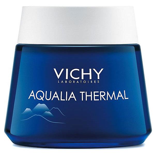 Vichy Крем-гель Vichy Аквалия Термаль Ночной СПА-Ритуал, 75 мл vichy 1 5ml 20