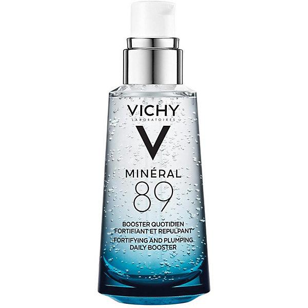 Vichy Ежедневный гель-сыворотка для кожи Vichy Минерал 89, 50 мл vichy 1 5ml 20