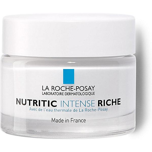 La Roche-Posay Крем La Roche-Posay Nutritic Intense Riche, 50 мл la roche posay крем для очень сухой кожи nutritic intense riche 50 мл