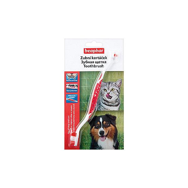 Зубная щётка Beaphar Toothbrush для собак