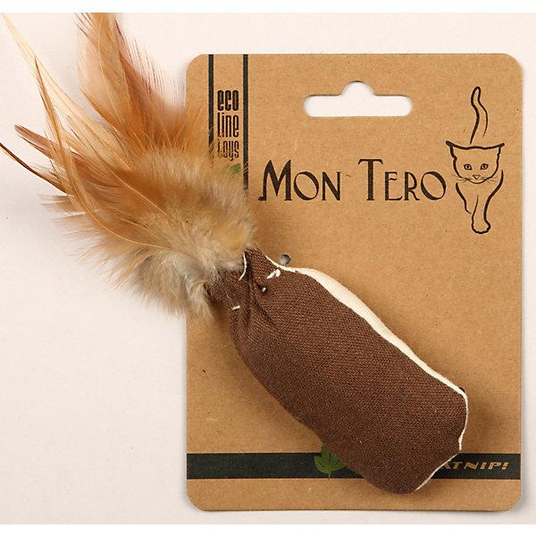 Игрушка для кошки Mon Tero Эко мешочек