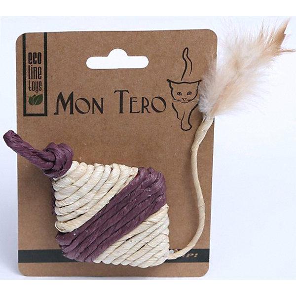 Игрушка для кошки Mon Tero Эко воздушный змей, 4х5,6 см