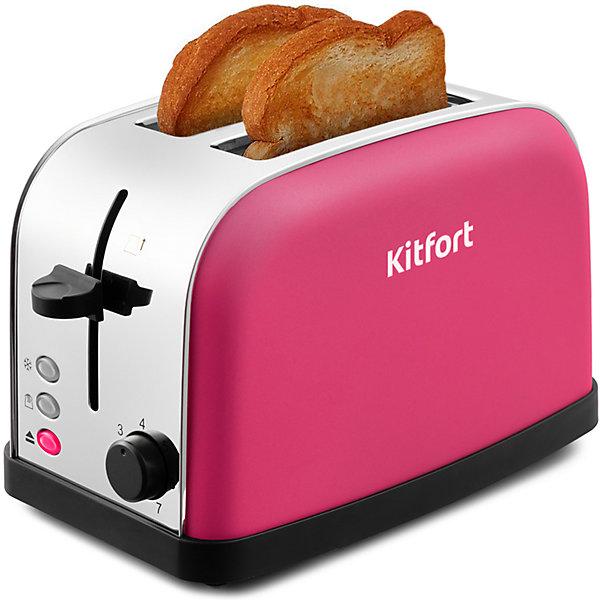 Тостер Kitfort, мощность 720 820 Вт