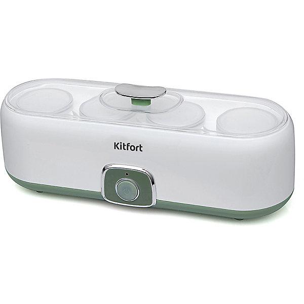 Йогуртница Kitfort, мощность 20 Вт