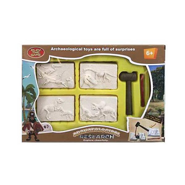 Junfa Toys Набор для раскопок Junfa Toys Динозавры