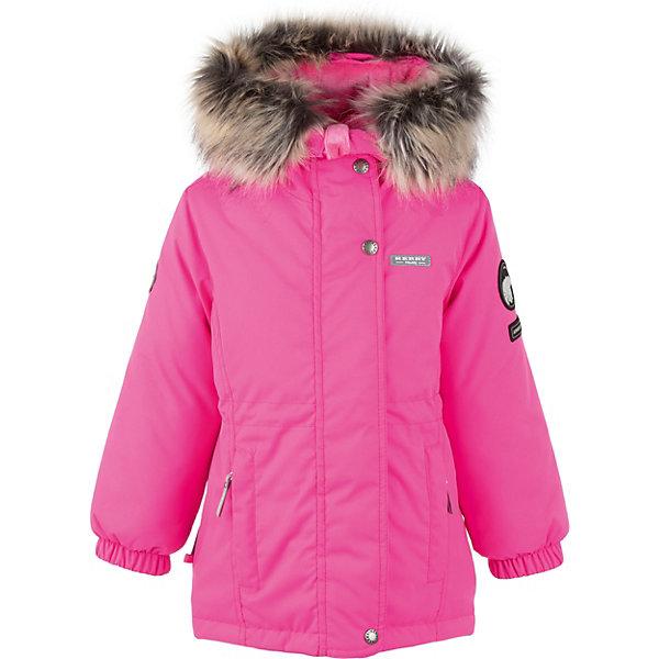 Купить Утепленная куртка Kerry Maya, Эстония, розовый, 122, 104, 134, 128, 116, 110, Унисекс