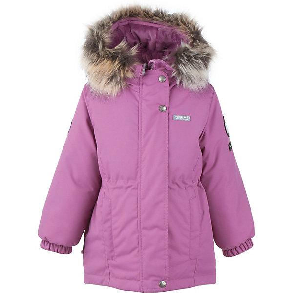 Купить Утепленная куртка Kerry Maya, Эстония, лиловый, 122, 116, 110, 104, 134, 128, Унисекс