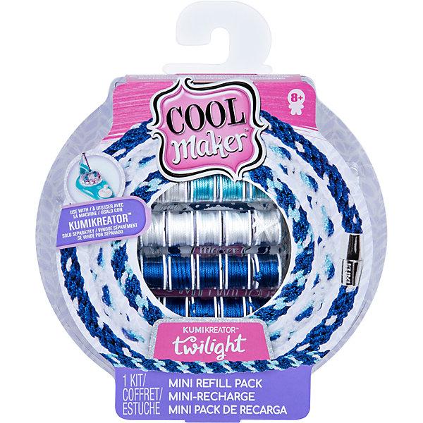 Купить Набор материалов для плетения браслетов и фенечек Cool Maker Куми Twilight GML, малый, Spin Master, Китай, разноцветный, Женский
