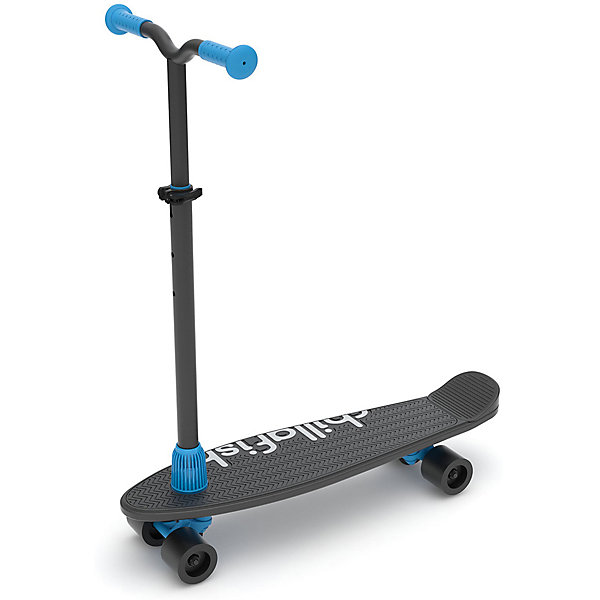 Скейтборд-самокат 2 в 1 Chillaifish Skatie Skootie