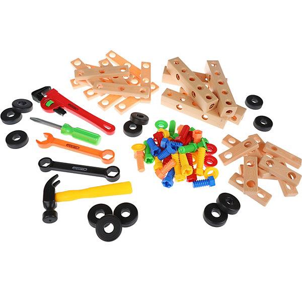 Наша Игрушка Набор инструментов Наша Игрушка, 80 предметов