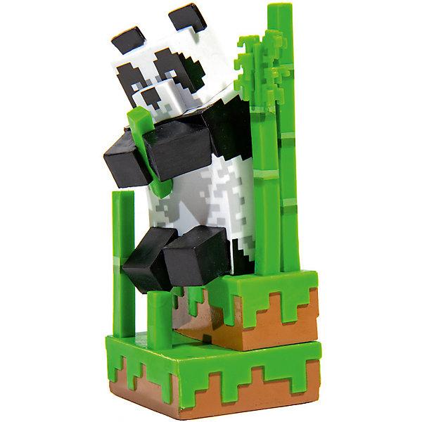фигурка minecraft ender dragon размах крыльев 52 см Minecraft Фигурка Minecraft Adventure figures Panda 4 серия, 10 см