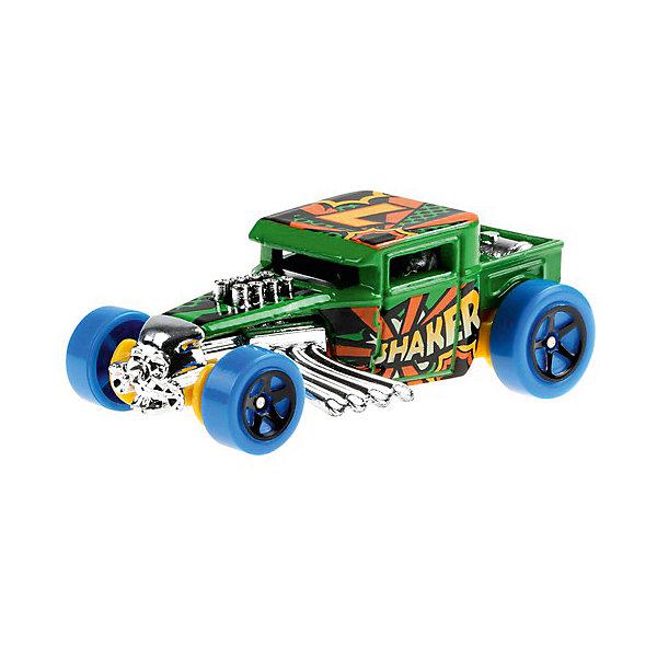 Mattel Базовая машинка Hot Wheels Bone Shaker