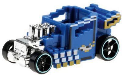 Hot Wheels Базовая машинка Hot Wheels Pixel Shaker mattel базовая машинка hot wheels 91 gmc syclone
