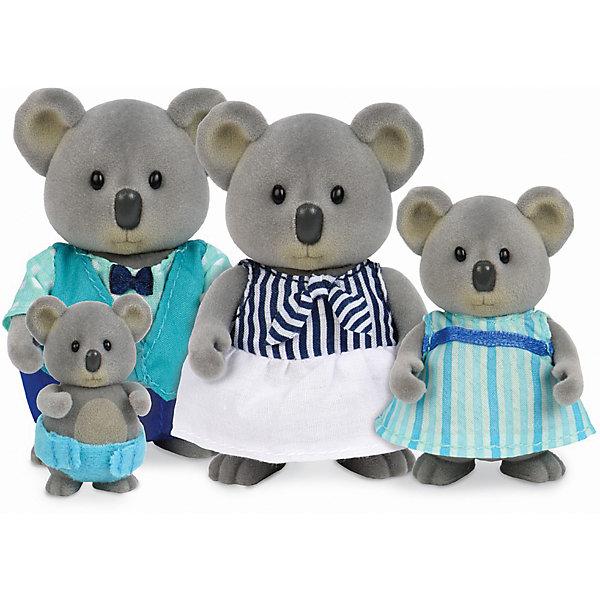 Фото - Li'l Woodzeez Игровой набор Li'l Woodzeez Семья коал игровые наборы lil woodzeez набор игровой семья коал