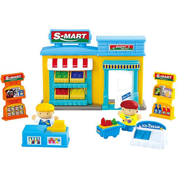 Playgo Игровой набор Playgo Супермаркет игровой набор playgo гриль