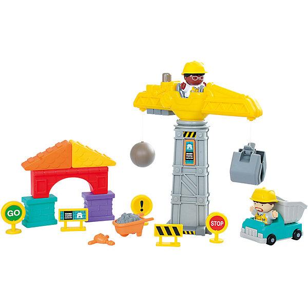 Playgo Игровой набор Playgo Стройка игровой набор playgo гриль