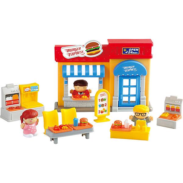 Playgo Игровой набор Playgo Кафе игровой набор playgo гриль