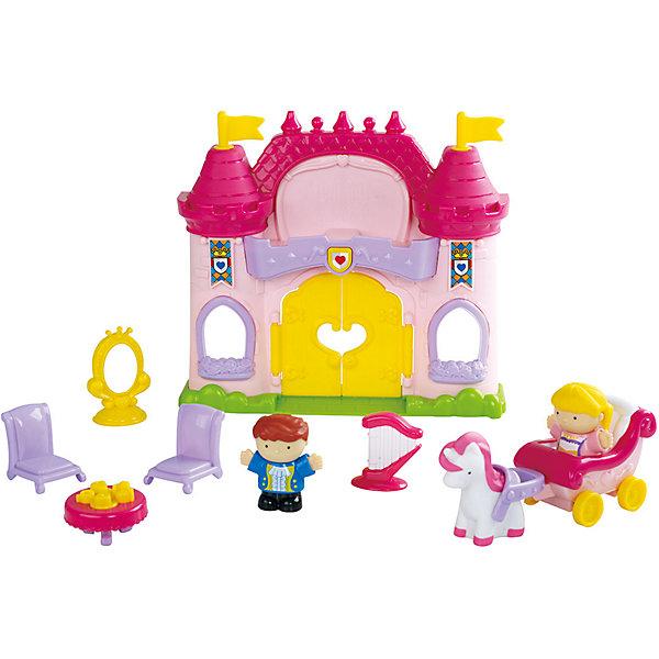 Playgo Игровой набор Playgo Сказочный замок игровой набор playgo гриль