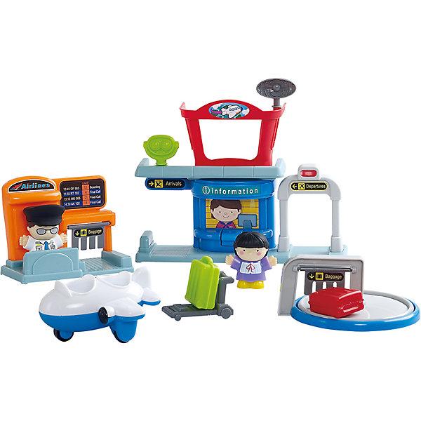 Playgo Игровой набор Playgo Аэропорт игровой набор playgo гриль