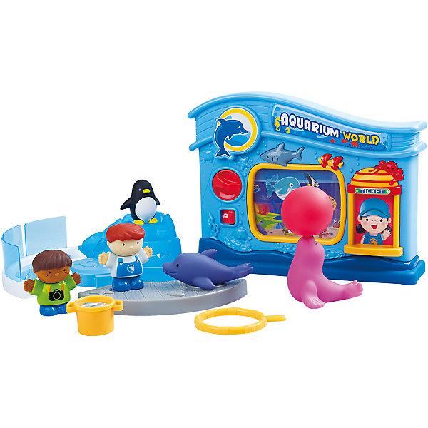 Playgo Игровой набор Playgo Аквариум игровой набор playgo гриль