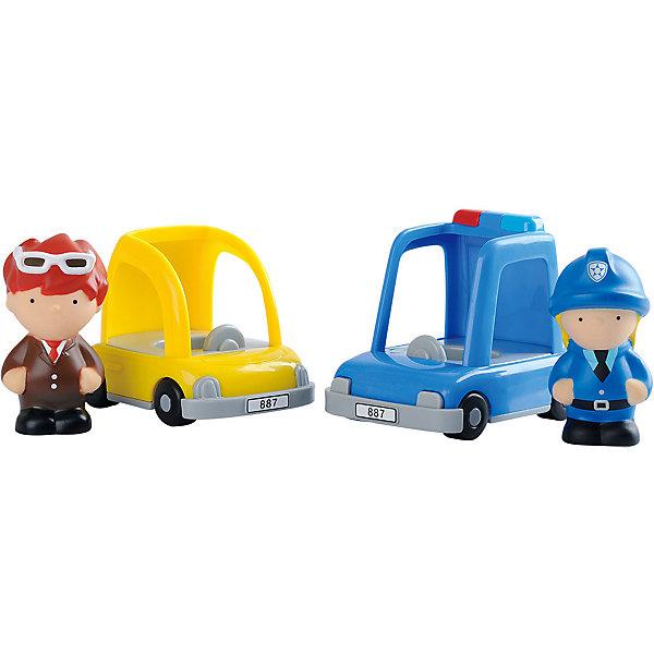 Playgo Игровой набор Playgo Весёлые колёса игровой набор playgo гриль
