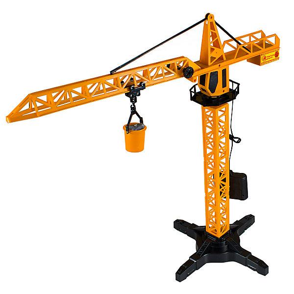 Big motors Радиоуправляемая игрушка Подъемный кран, 55 см