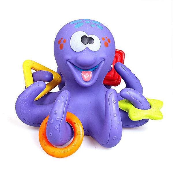 Купить Игровой набор для ванны Fancy Baby Осьминог, Беларусь, разноцветный, Унисекс