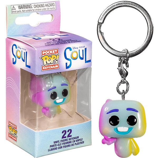 Funko Брелок Funko Pocket POP! Keychain: Disney: Soul: 22, 1 47944-PDQ funko рюкзак funko disney minnie bow mini